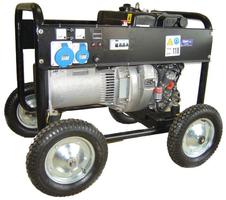 ARRIENDO GENERADOR Diesel Monofasico 10 KVA. HIMOINSA 8.000 Watts