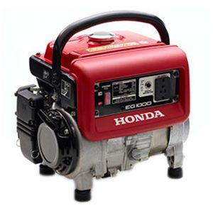 Generador Honda 0.85 Kva EG1000 Monofasico