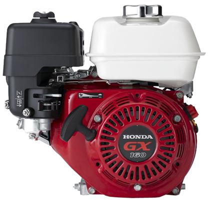 Motor Estacionario Honda Bencinero GX160 5.5 HP Con Alerta de Aceite