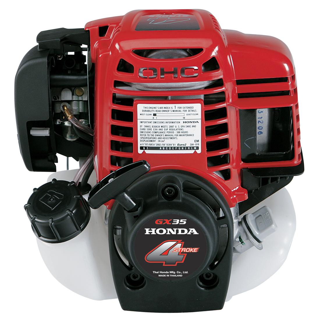 Motor Estacionario Honda Bencinero GX35 1.6 HP