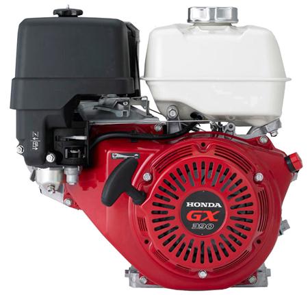Motor Estacionario Honda Bencinero GX390 13HP Arranque Manual