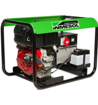 Generador Diesel Inmesol Trifasico 15 Kva