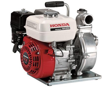 """ARRIENDO Motobomba Honda 2"""" Pulgadas Alta Presion"""