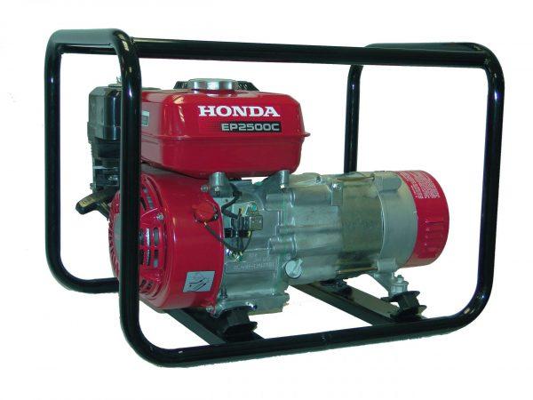 ARRIENDO GENERADOR  Monofasico 2.2 Kva. HONDA 2200 WATTS