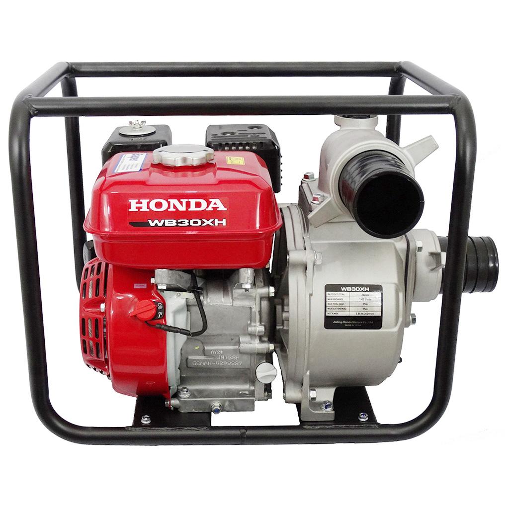 Motobomba Honda WB30X Caudal Agua