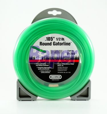 Rollo de Nylon 2.7 mm 33 Mts. p/orilladora
