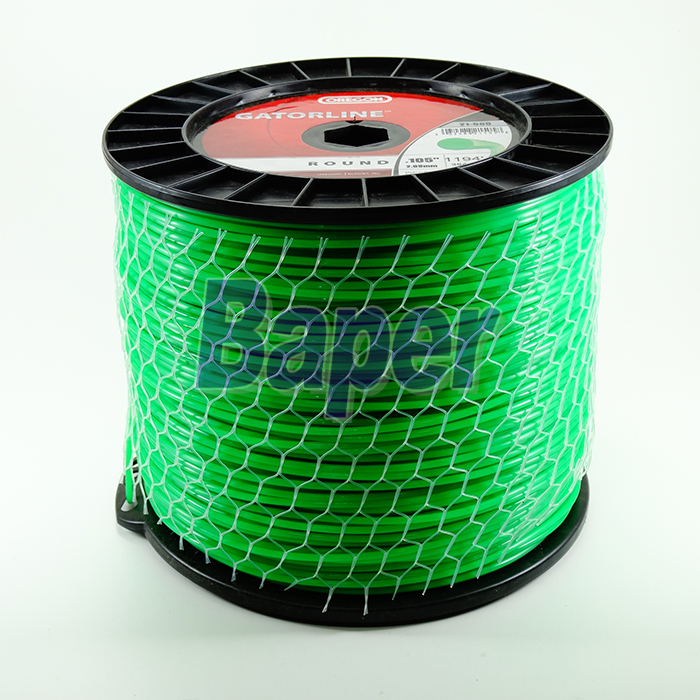 Rollo de Nylon 3.3 mm 236 Mts. p/orilladora