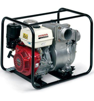 ¿Qué es la eficiencia en una Motobomba?