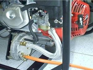 Generadores Motobombas motores a gas