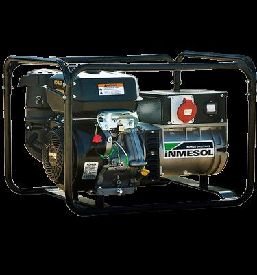 Generador Bencina 15 Kva Inmesol Trifasico