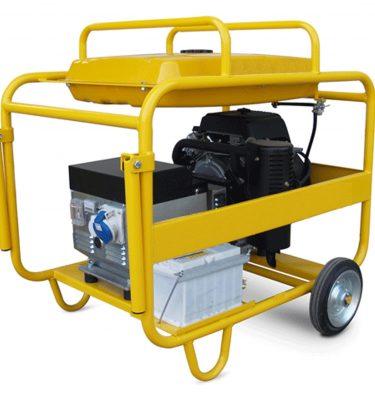 Generador Bencina 10 Kva Genpack Monofasico