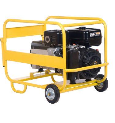 Generador Bencina 7 Kva Genpack Monofasico