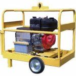 Generador Diesel 6 Kva Genpack Monofasico