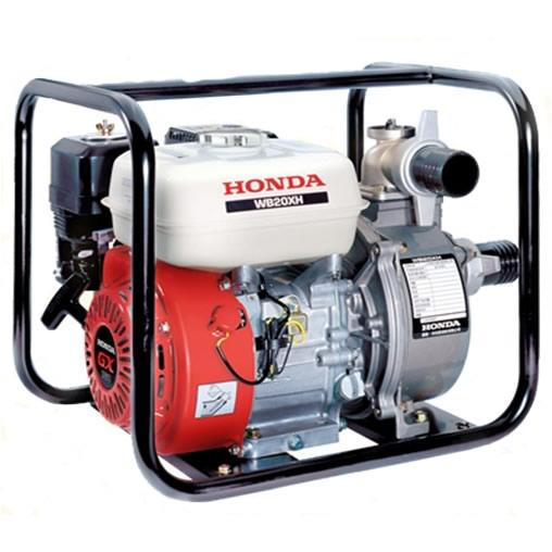 """ARRIENDO Motobomba Honda 2"""" Pulgadas estandar de caudal"""